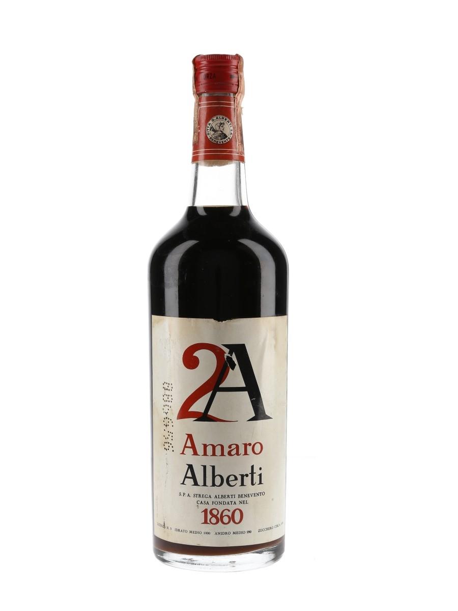 Alberti Amaro Bottled 1960s 100cl / 29%