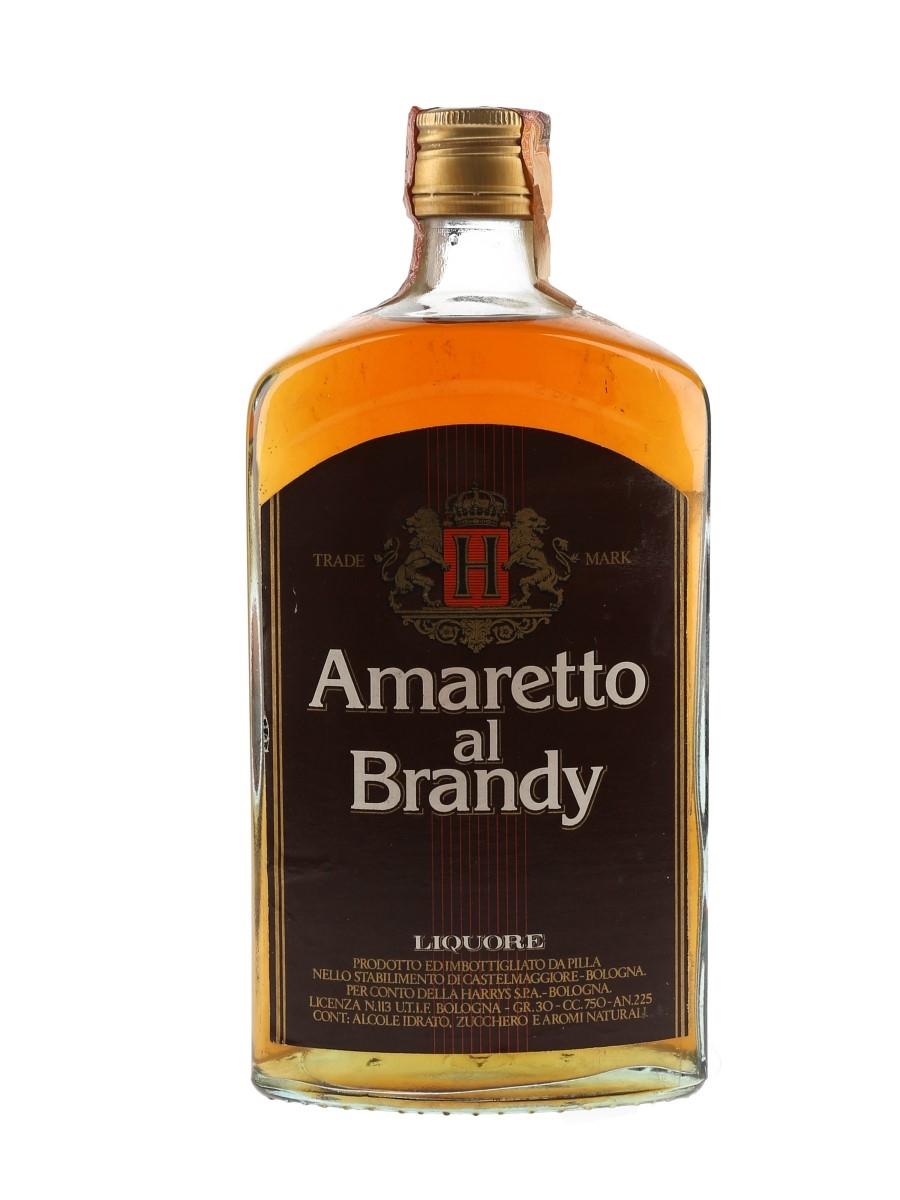 Amaretto Al Brandy Bottled 1970s 75cl / 30%