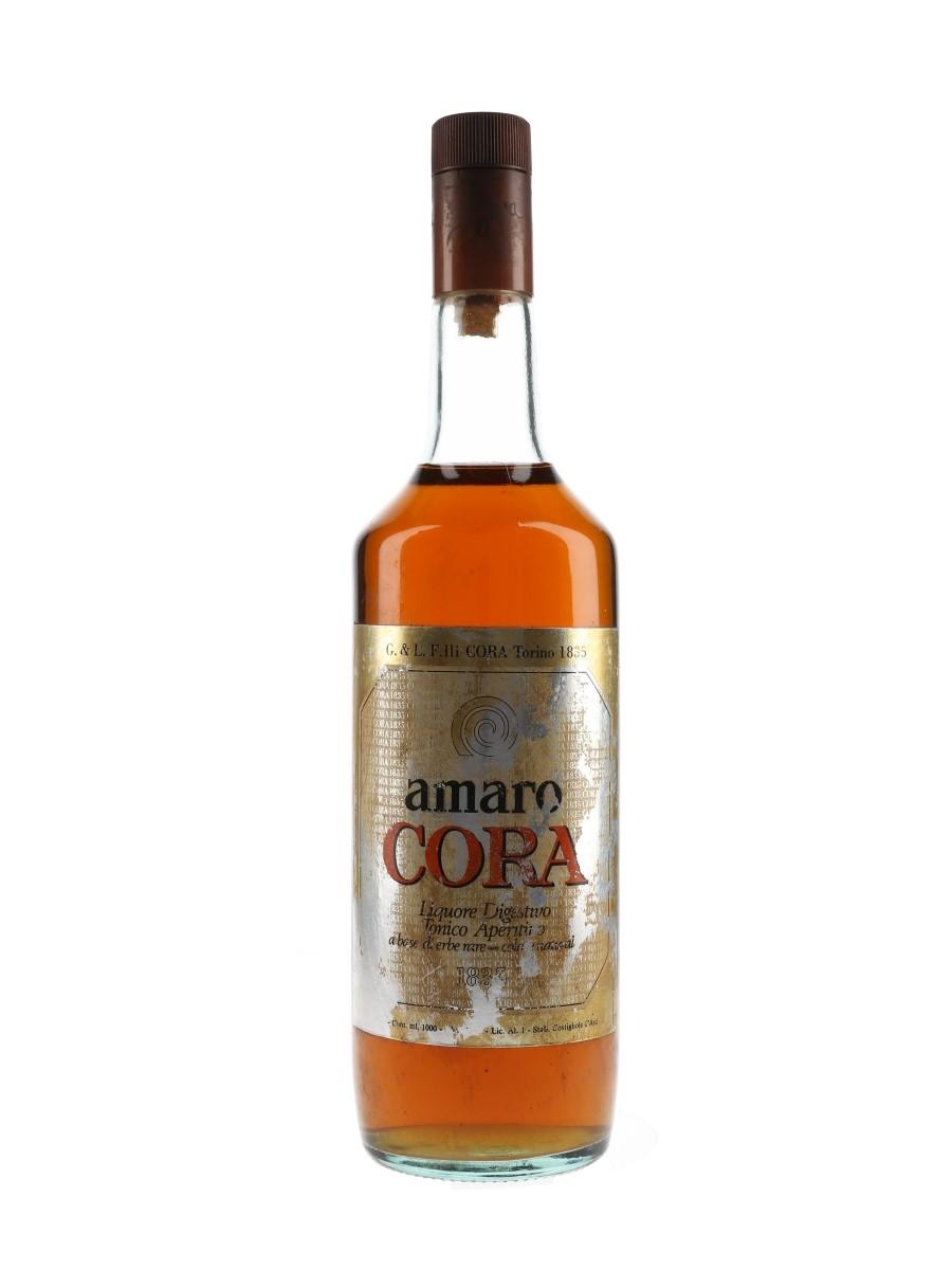 Cora Amaro Bottled 1970s 100cl
