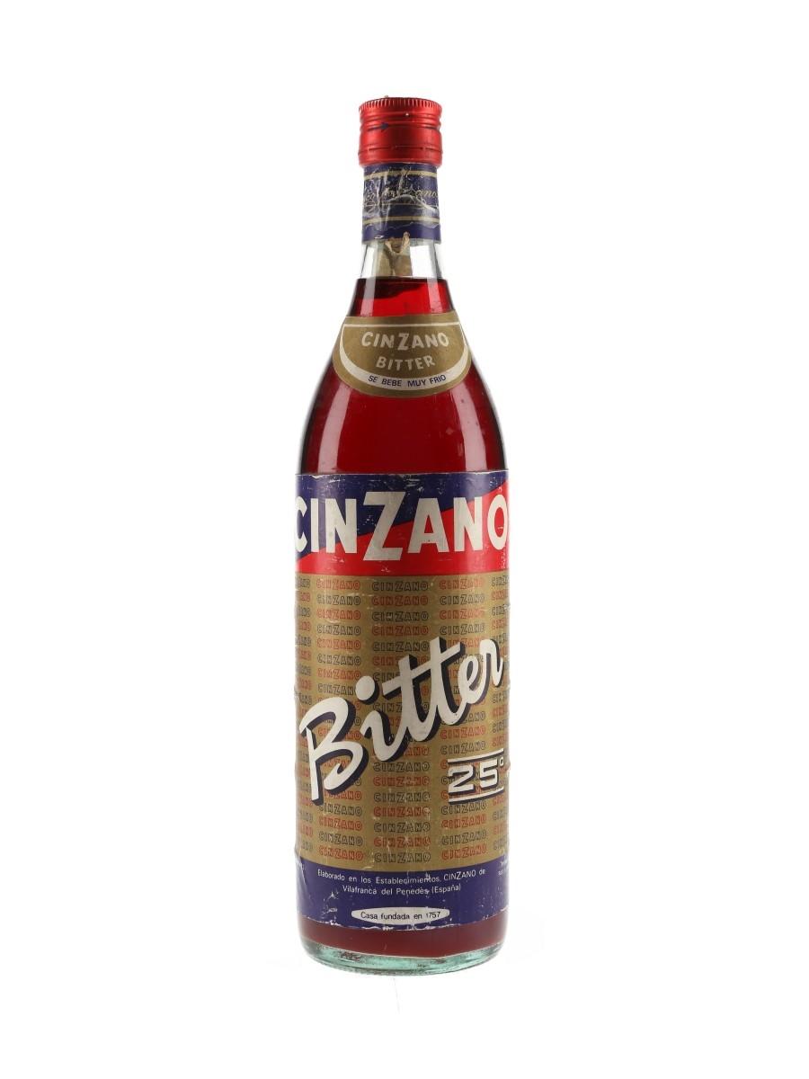 Cinzano Bitter Bottled 1980s 93cl / 25%