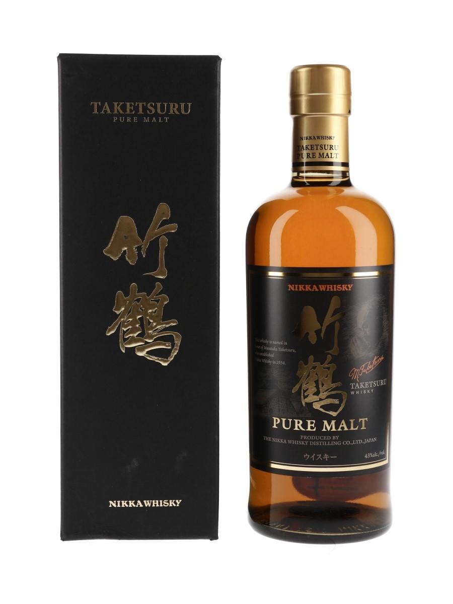 Taketsuru Pure Malt Nikka 70cl / 43%
