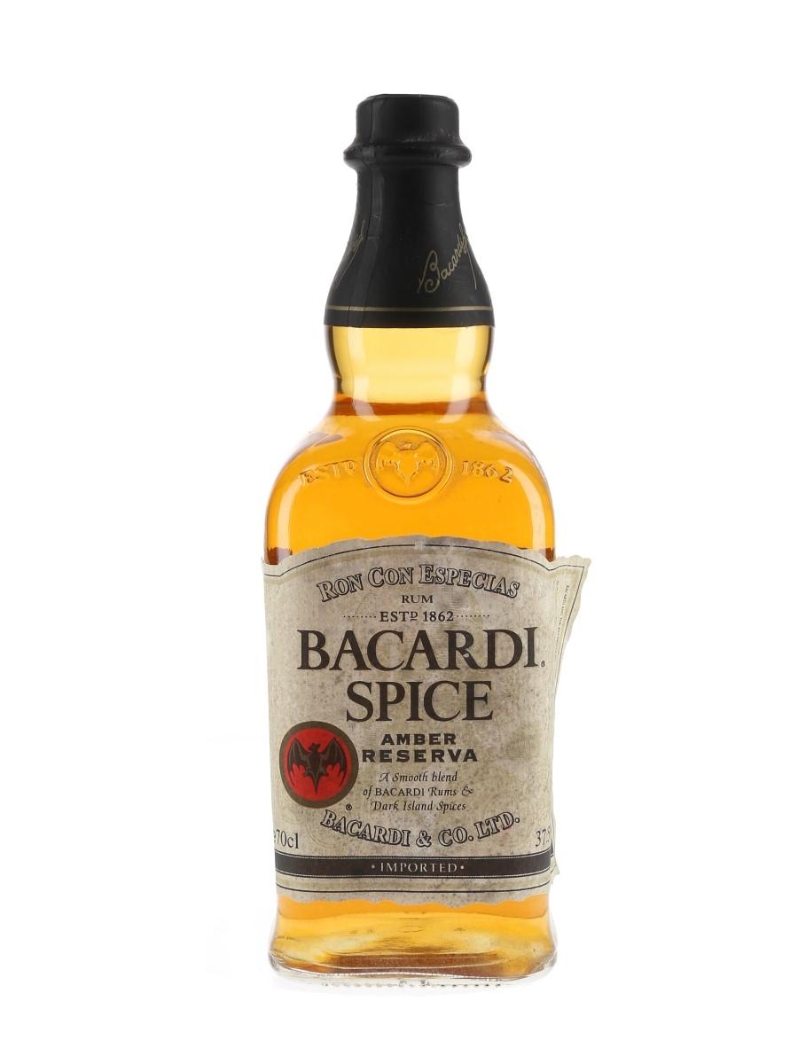 Bacardi Spice  70cl / 37.5%