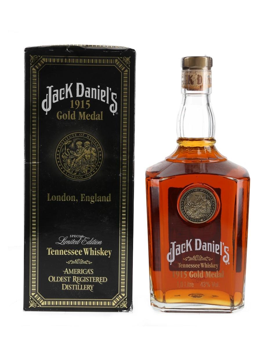 Jack Daniel's 1915 Gold Medal  100cl / 43%