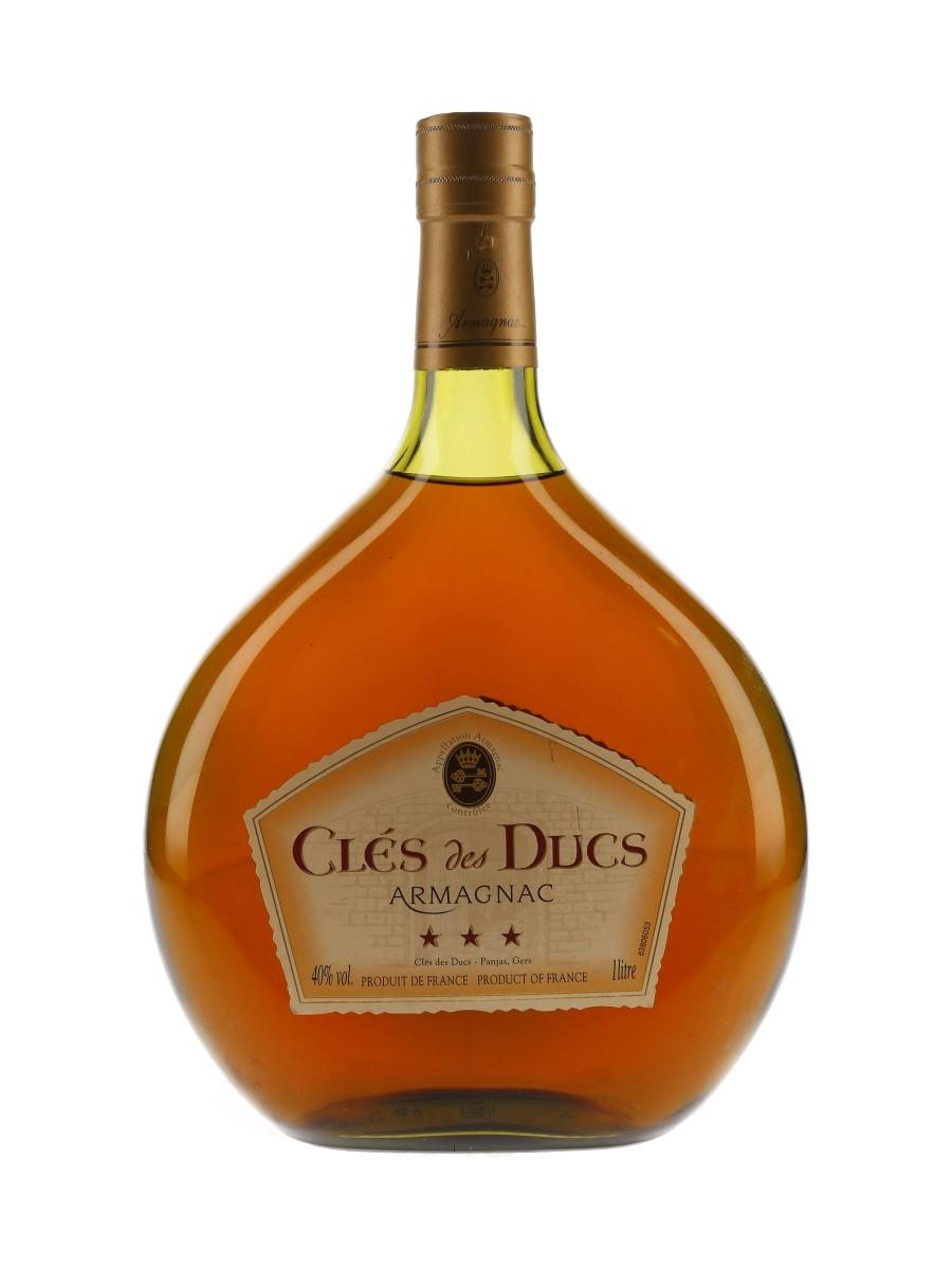 Cles Des Ducs Napoleon  100cl / 40%