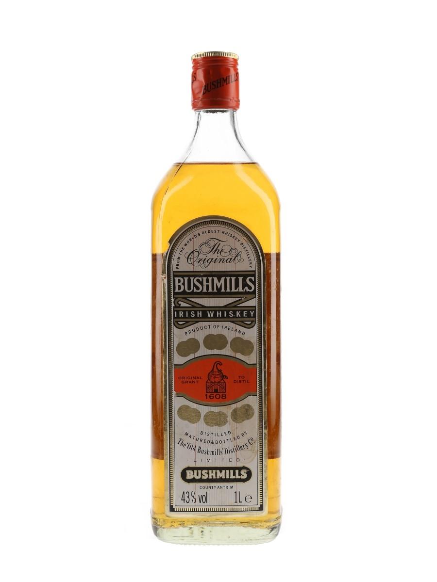 Bushmills Original Bottled 1990s 100cl / 43%