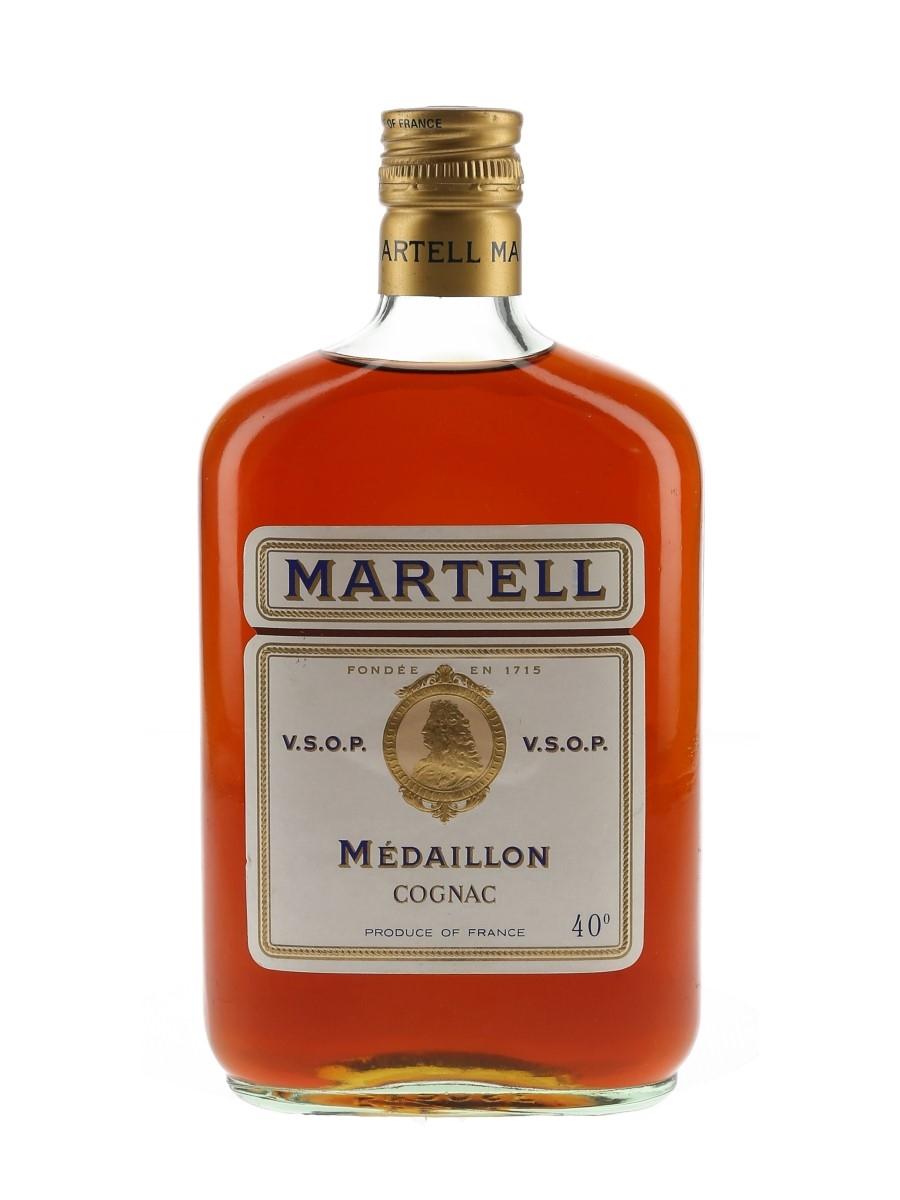 Martell Medaillon VSOP Bottled 1970s 40%