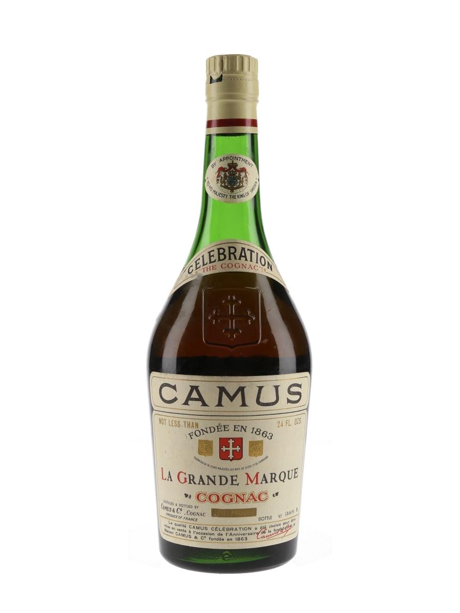 Camus La Grande Marque Bottled 1960s-1970s 68cl / 40%