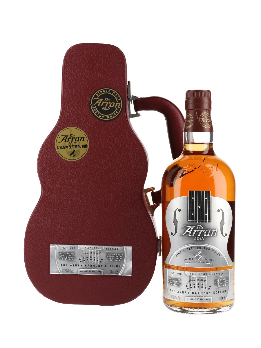 Arran Harmony Edition Volume Two Limited Edition 70cl / 53.2%