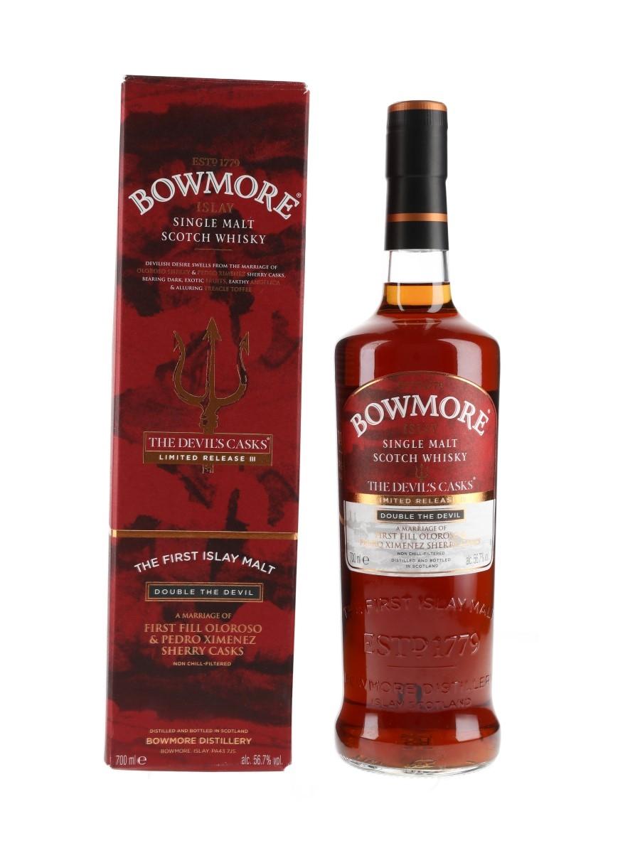Bowmore The Devil's Casks Batch III Double The Devil 70cl / 56.7%