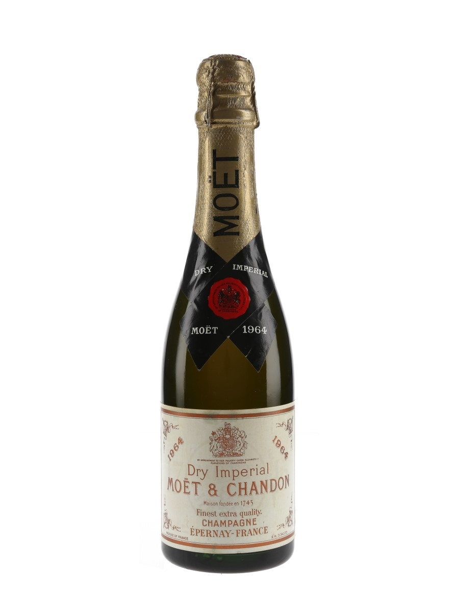 Moet & Chandon 1964 Dry Imperial  37.5cl