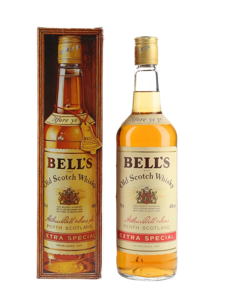 Bell's Extra Special Bottled 1980s 75cl / 40%