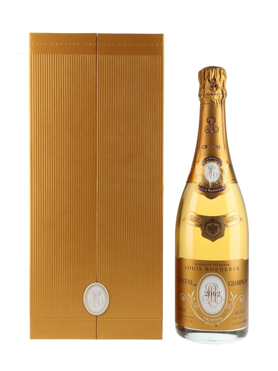 Louis Roederer Cristal 2002  75cl / 12%