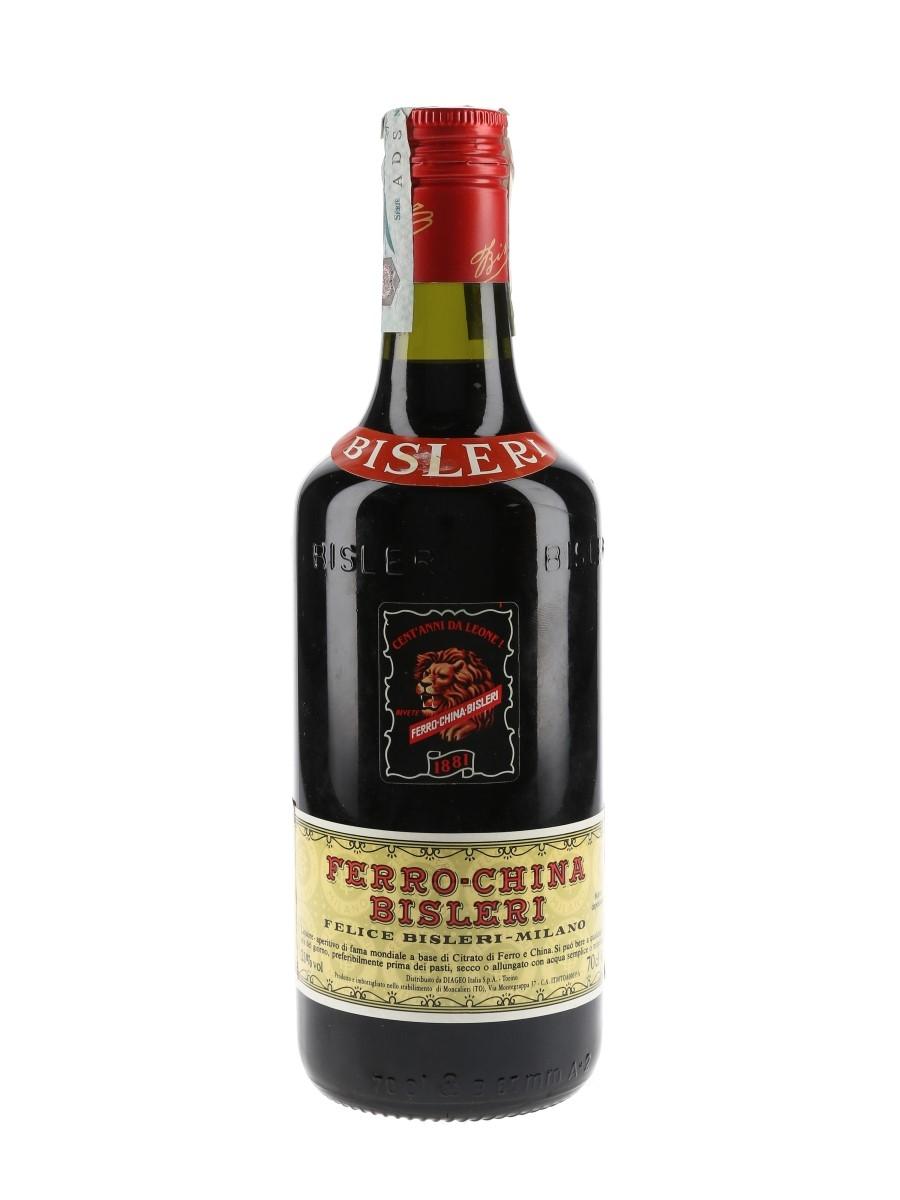 Bisleri Ferro China  70cl / 21%