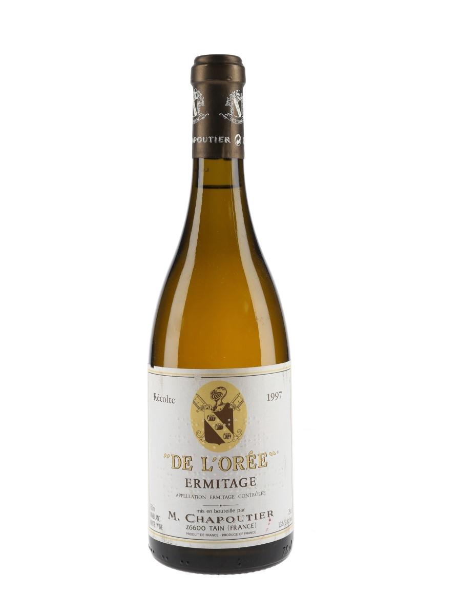 Ermitage De L'Oree 1997 Blanc Chapoutier 75cl / 13.5%