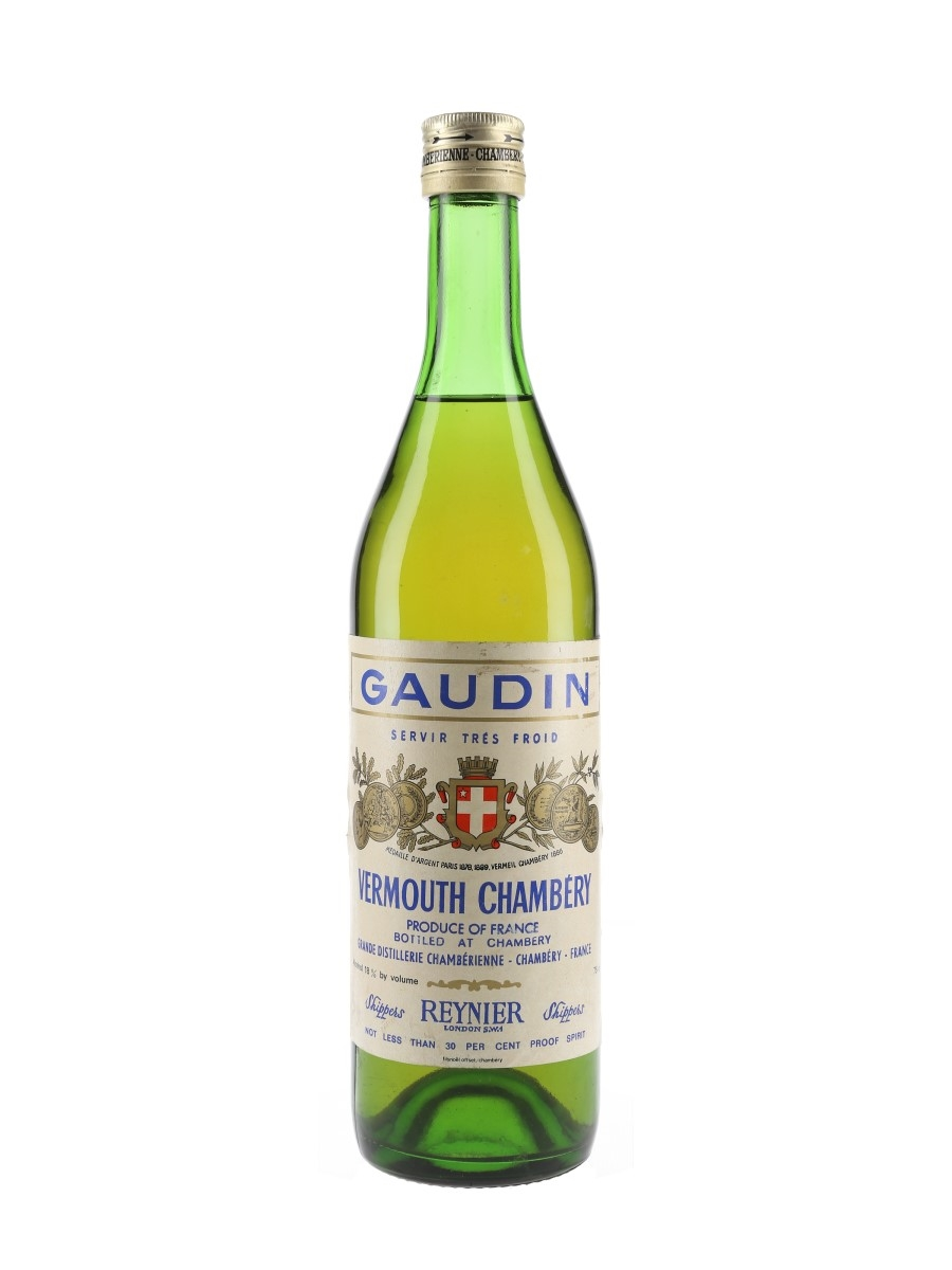 Gaudin Vermouth Bottled 1970s 75cl / 18%