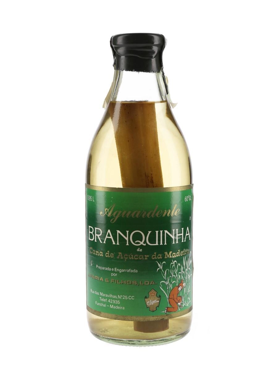 Branquinha de Cana Acucar da Madeira  95cl / 60%
