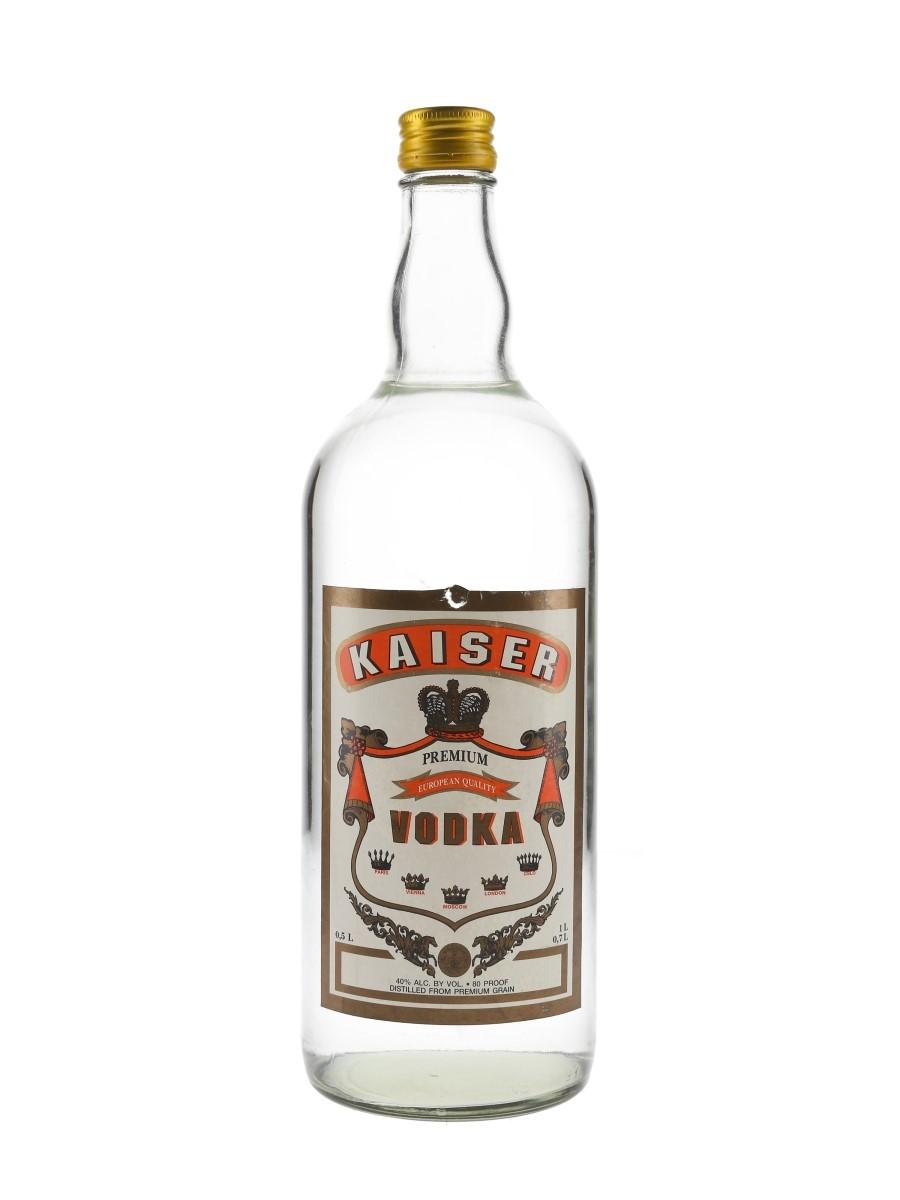 Kaiser Vodka  100cl / 40%