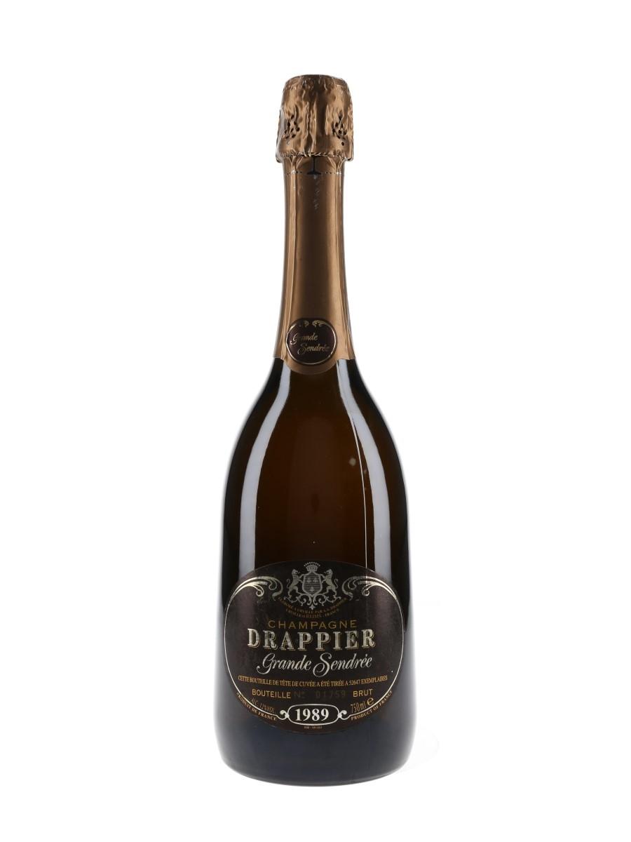 Drappier Grande Sendree 1989 Champagne 75cl / 12%