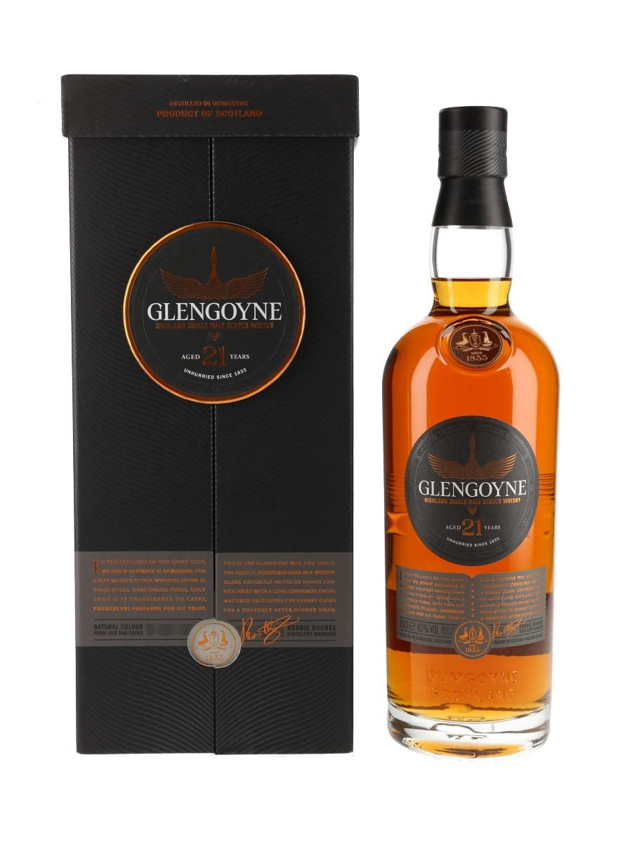 Glengoyne 21 Year Old Sherry Cask 70cl / 43%