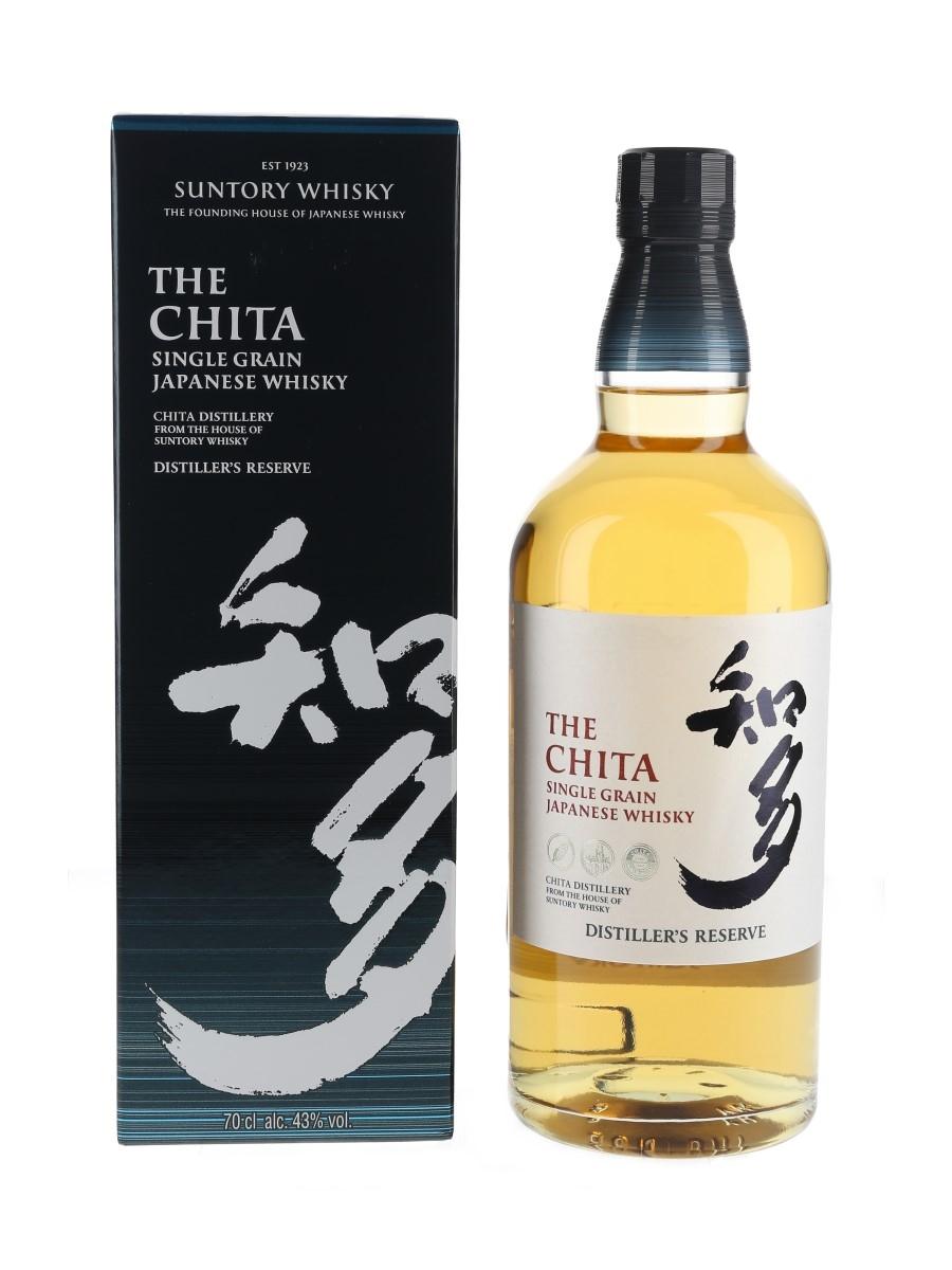 Suntory Chita Distiller's Reserve Grain Whisky  70cl / 43%