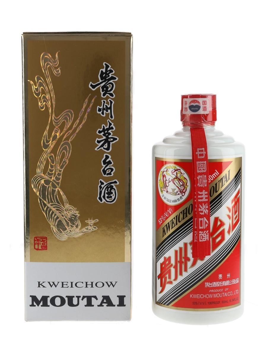 Kweichow Moutai 2005 Baijiu 50cl / 53%