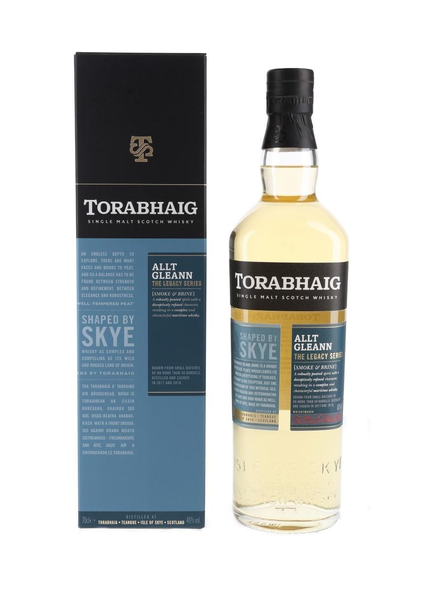 Torabhaig Allt Gleann Legacy Series Second Release 70cl / 46%