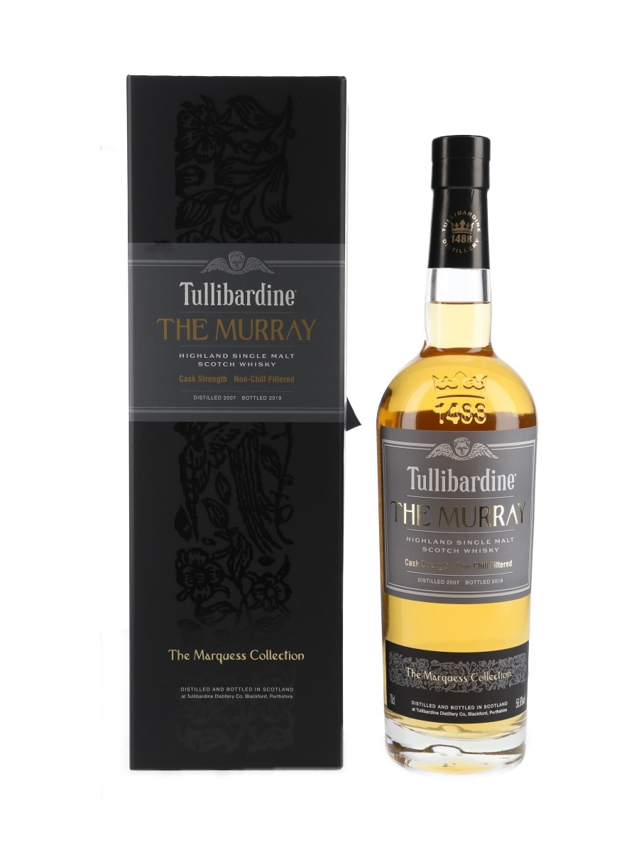 Tullibardine 2007 The Murray Bottled 2019 - The Marquess Collection 70cl / 56.6%