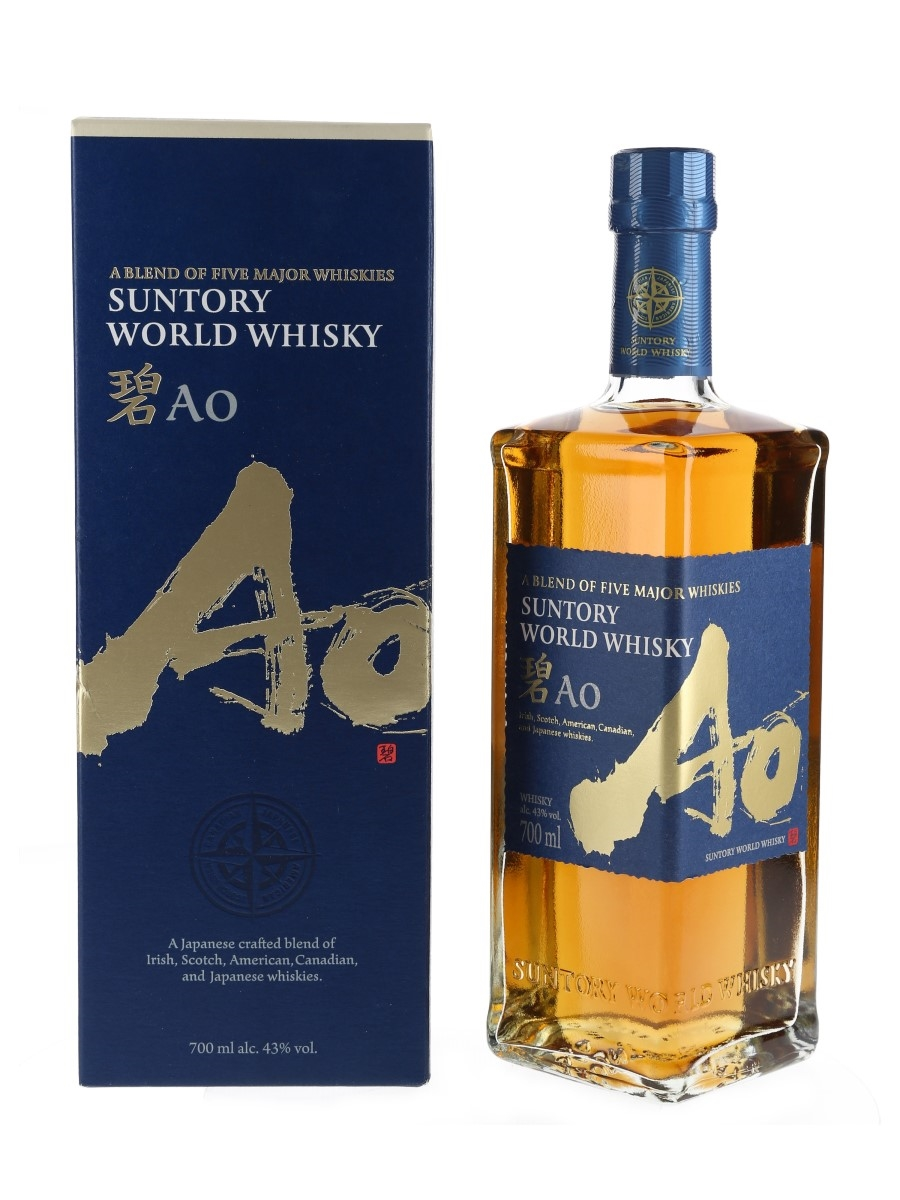 Suntory World Whisky AO  70cl / 43%