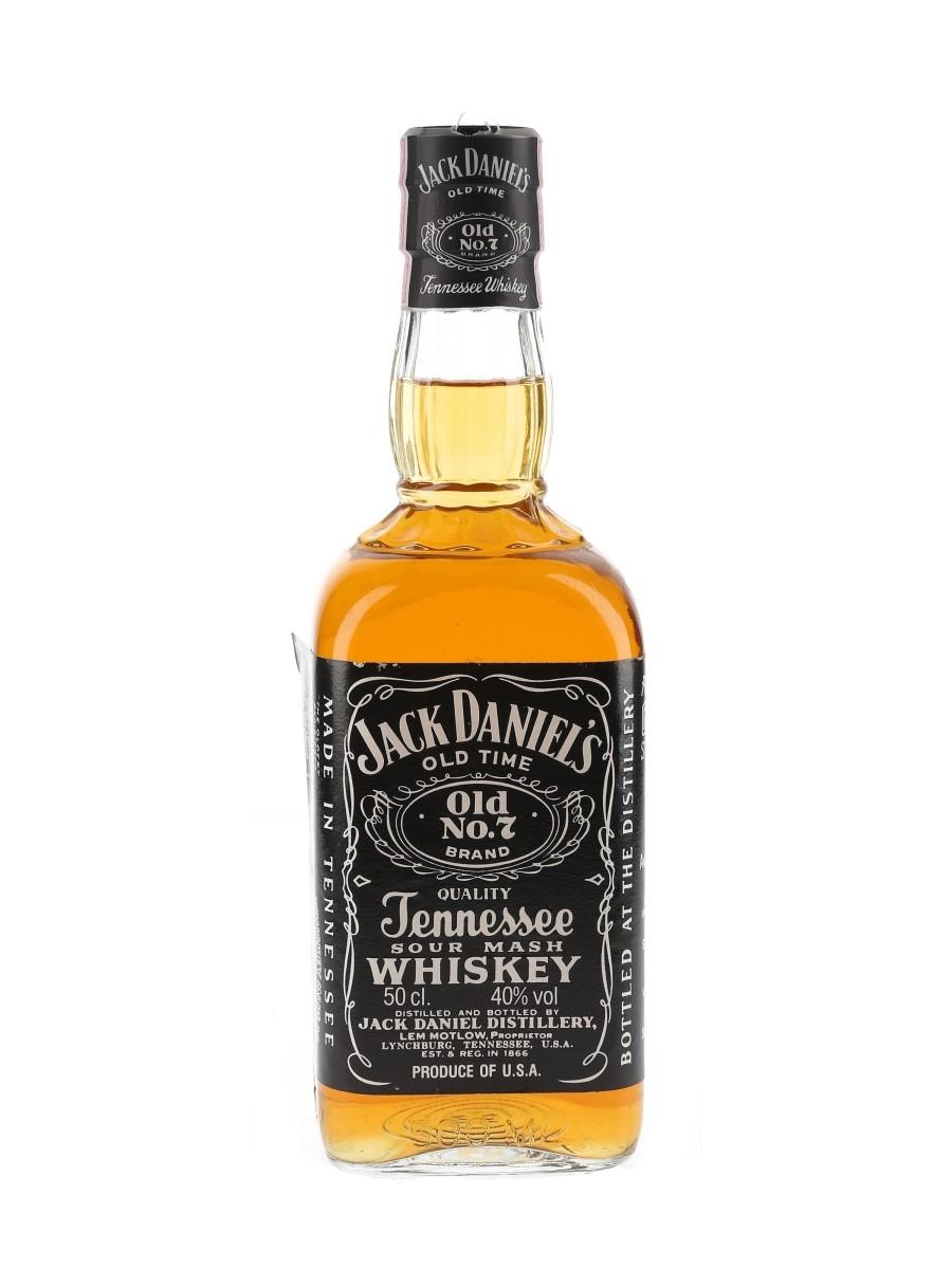 Jack Daniel's Old No.7 Bottled 1987 50cl / 40%