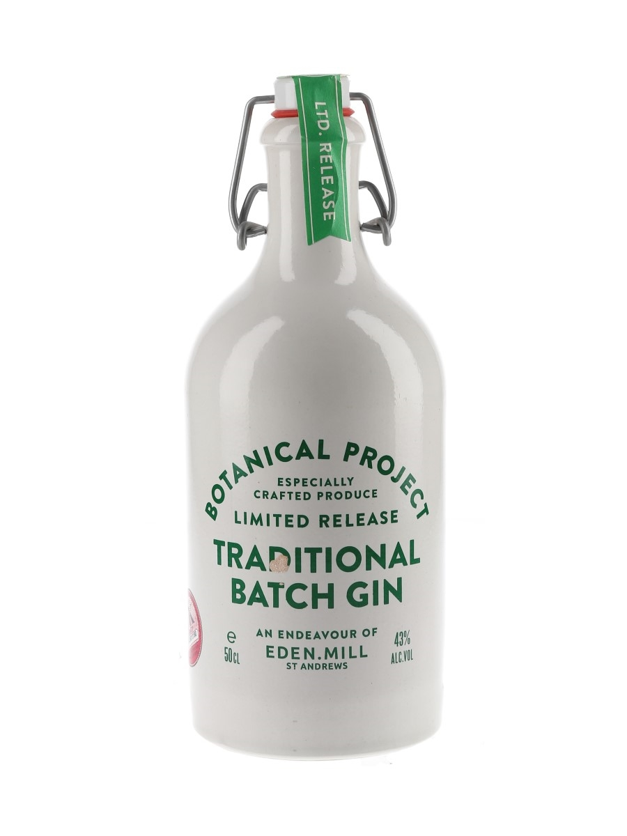 Eden Mill Botanical Project Traditional Batch Gin Limited Release 50cl / 43%