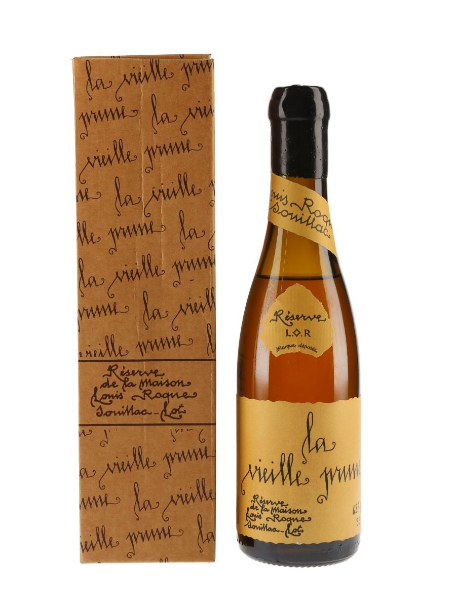Louis Roque La Vieille Prune Eau De Vie  35cl / 42%