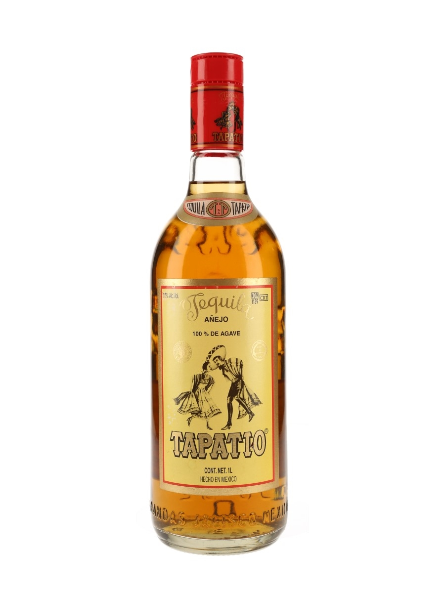 Tequila Tapatio Anejo  100cl / 40%