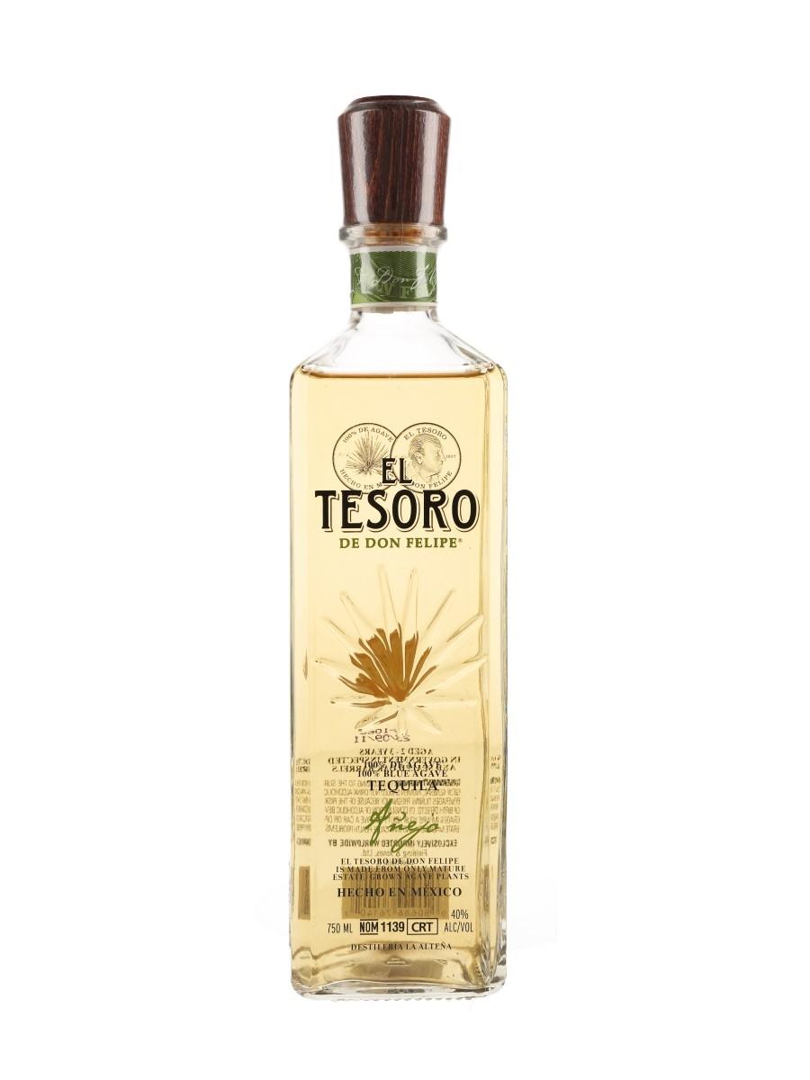 El Tesoro De Don Felipe  75cl / 40%