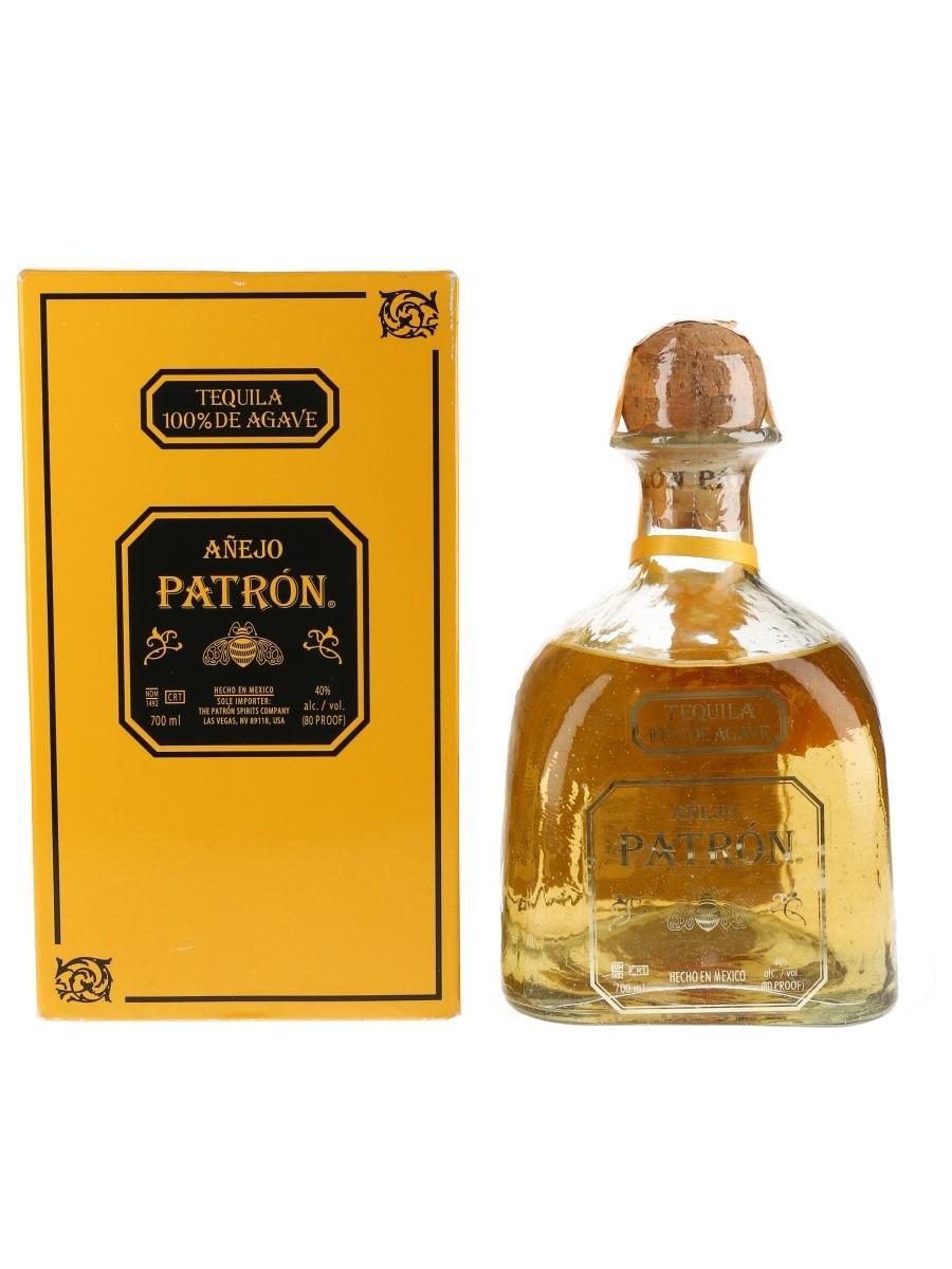 Patron Anejo Tequila  70cl / 40%