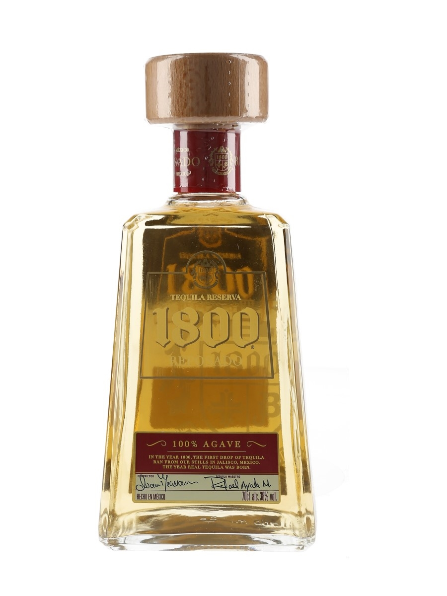1800 Reposado Tequila  70cl / 38%