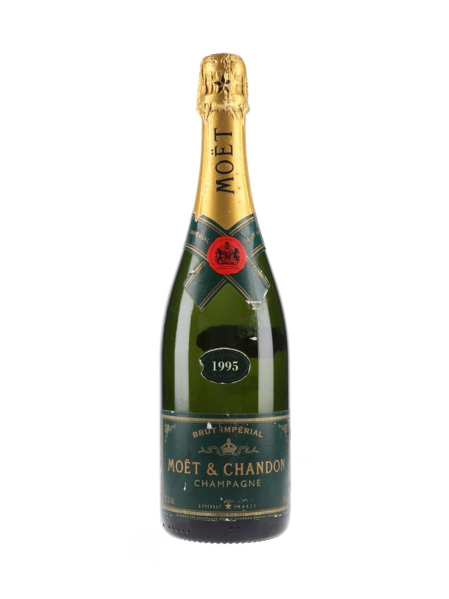 Moet & Chandon 1995 Brut Imperial 75cl / 12.5%