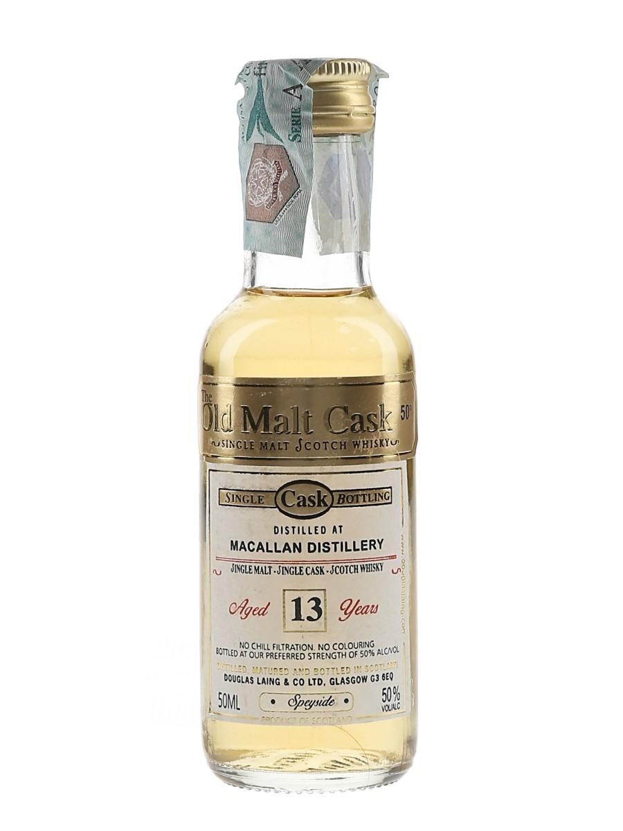 Macallan 13 Year Old The Old Malt Cask Douglas Laing 5cl / 50%
