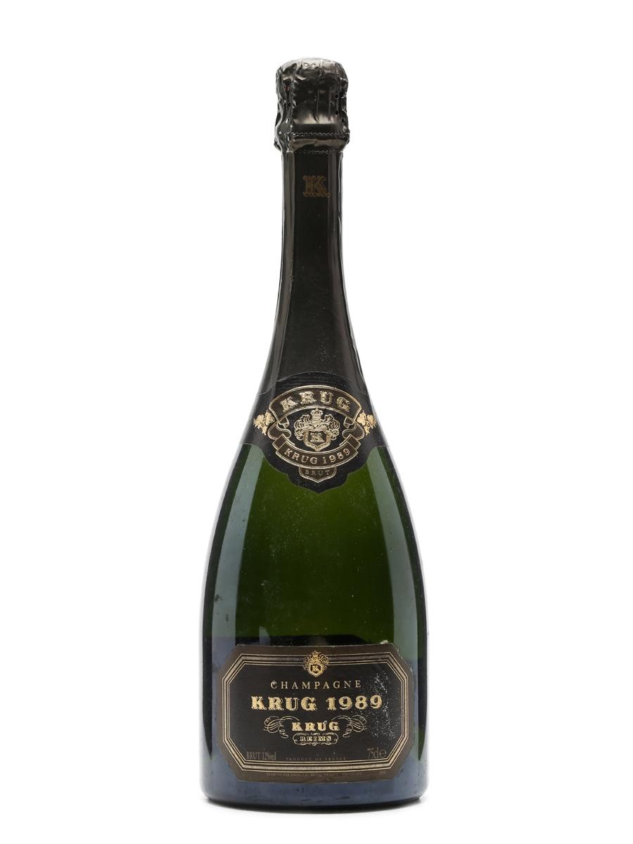 Krug 1989 Champagne 75cl