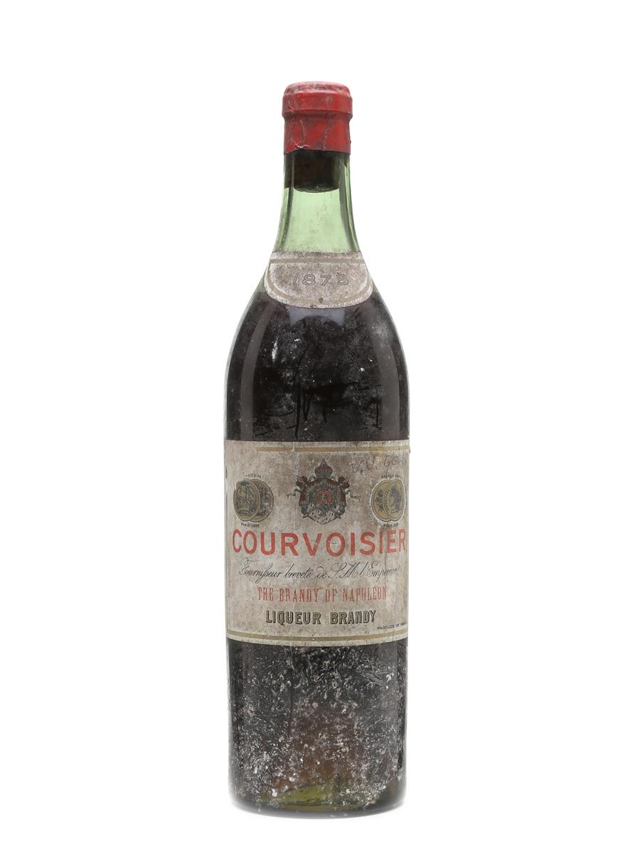 Courvoisier 1875 Liqueur Brandy Cognac  70cl / 40%