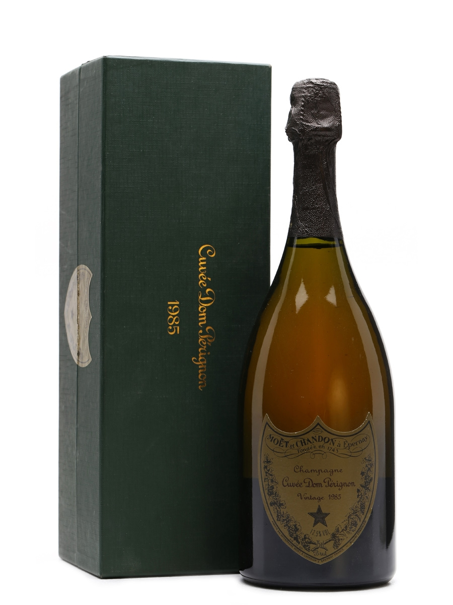 Dom Pérignon 1985 Champagne 75cl / 12.5