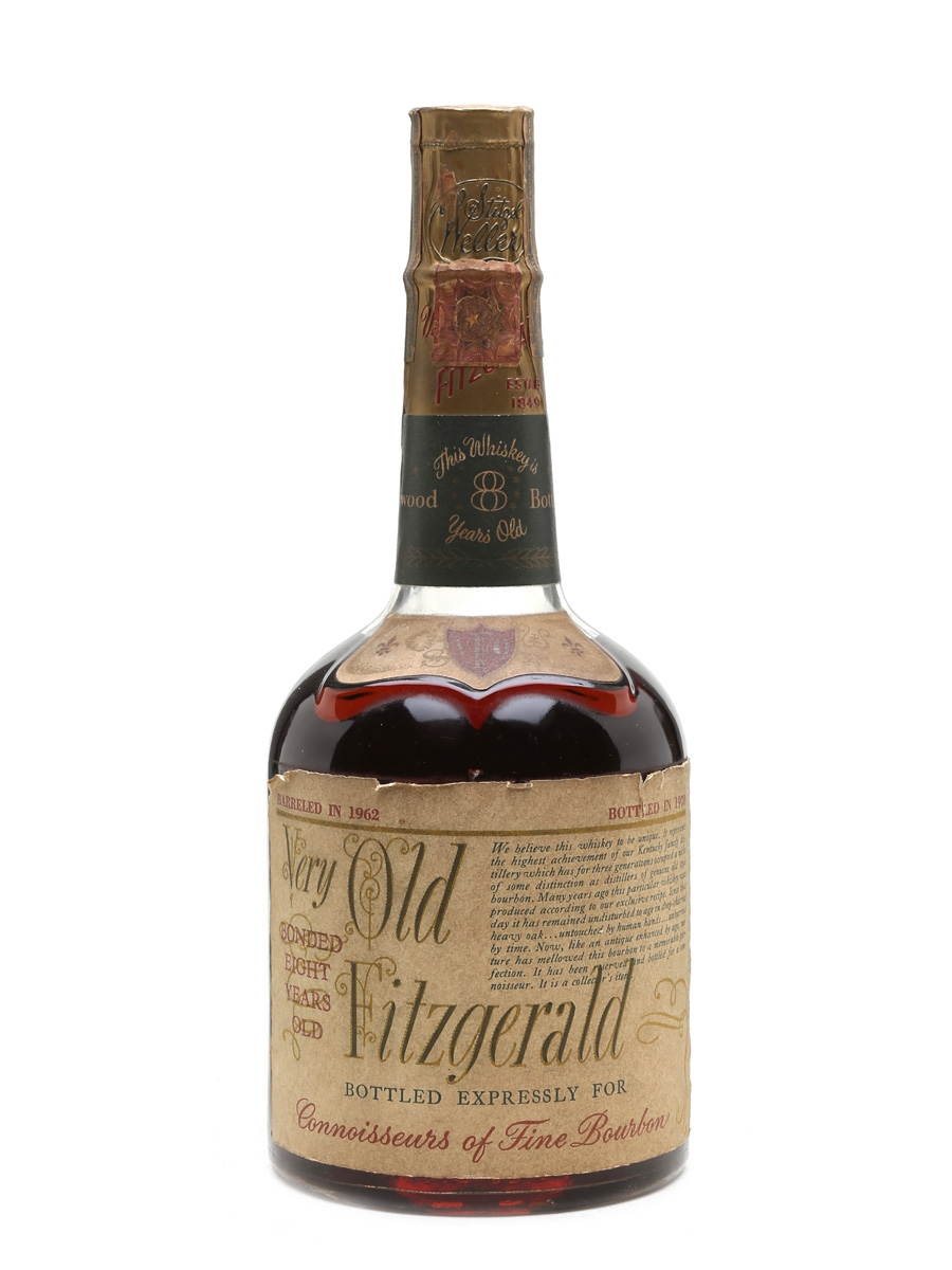 Very Old Fitzgerald 1962 Stitzel-Weller 75cl / 50%