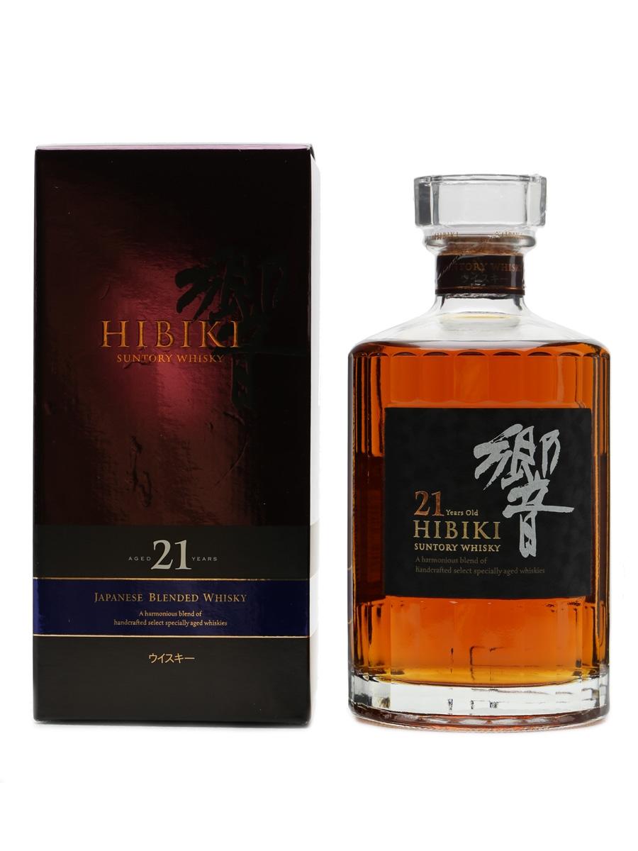 Hibiki 21 Years Old Japanese Market 70cl