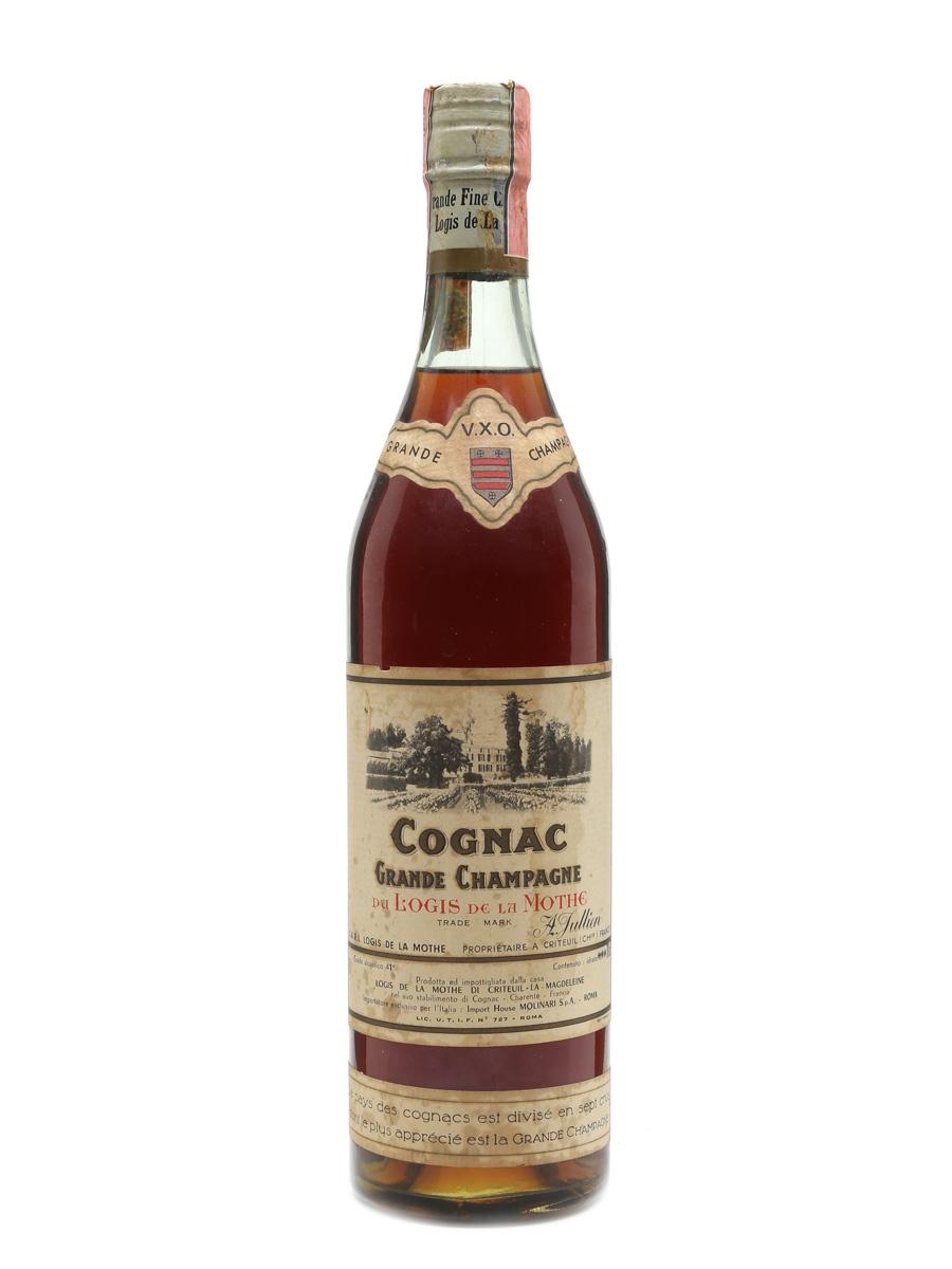 A Jullien Logis De La Mothe VXO Cognac