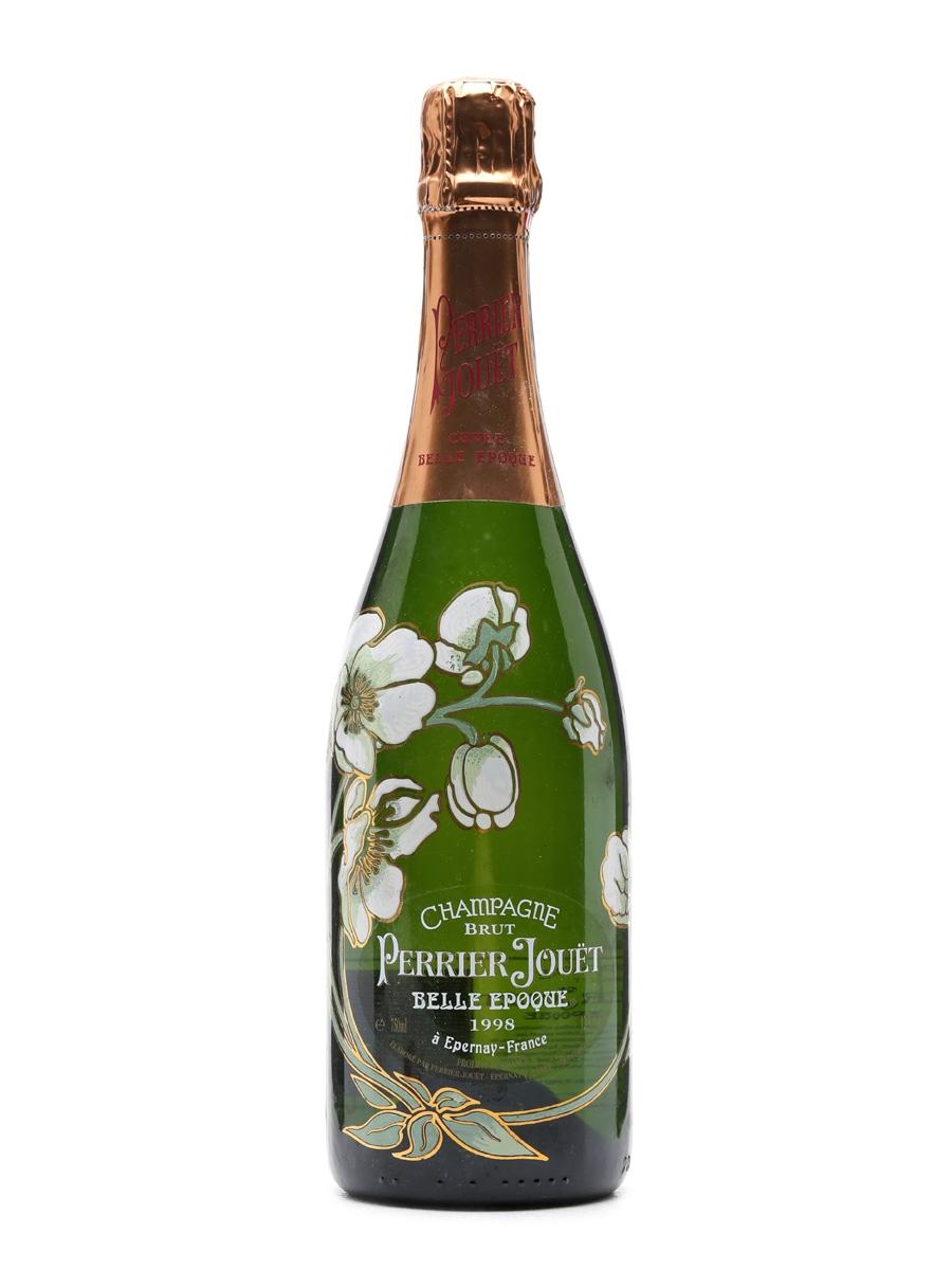 Perrier Jouët Belle Epoque 1998 Champagne 75cl
