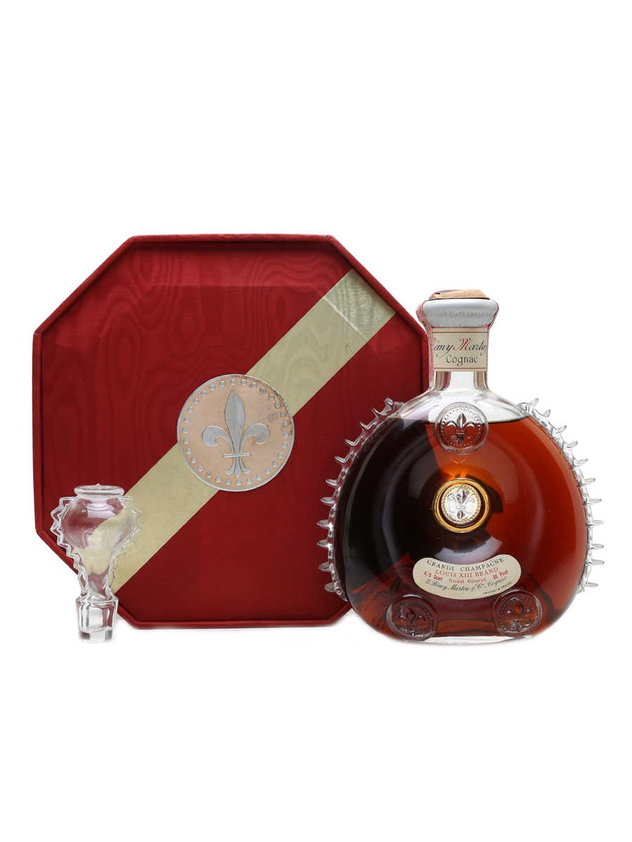 Remy Martin Louis XIII Cognac Bottled Late 1960s 75cl / 40%