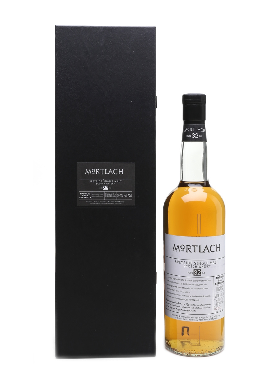 Mortlach 1971 Cask Strength 32 Year Old 70cl / 50.1%
