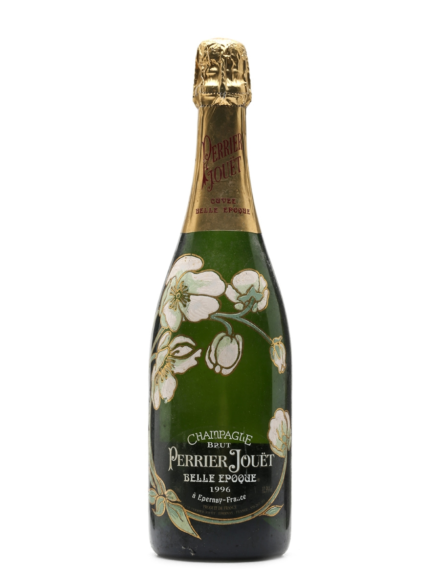 Perrier Jouët Belle Epoque 1996 Champagne 75cl