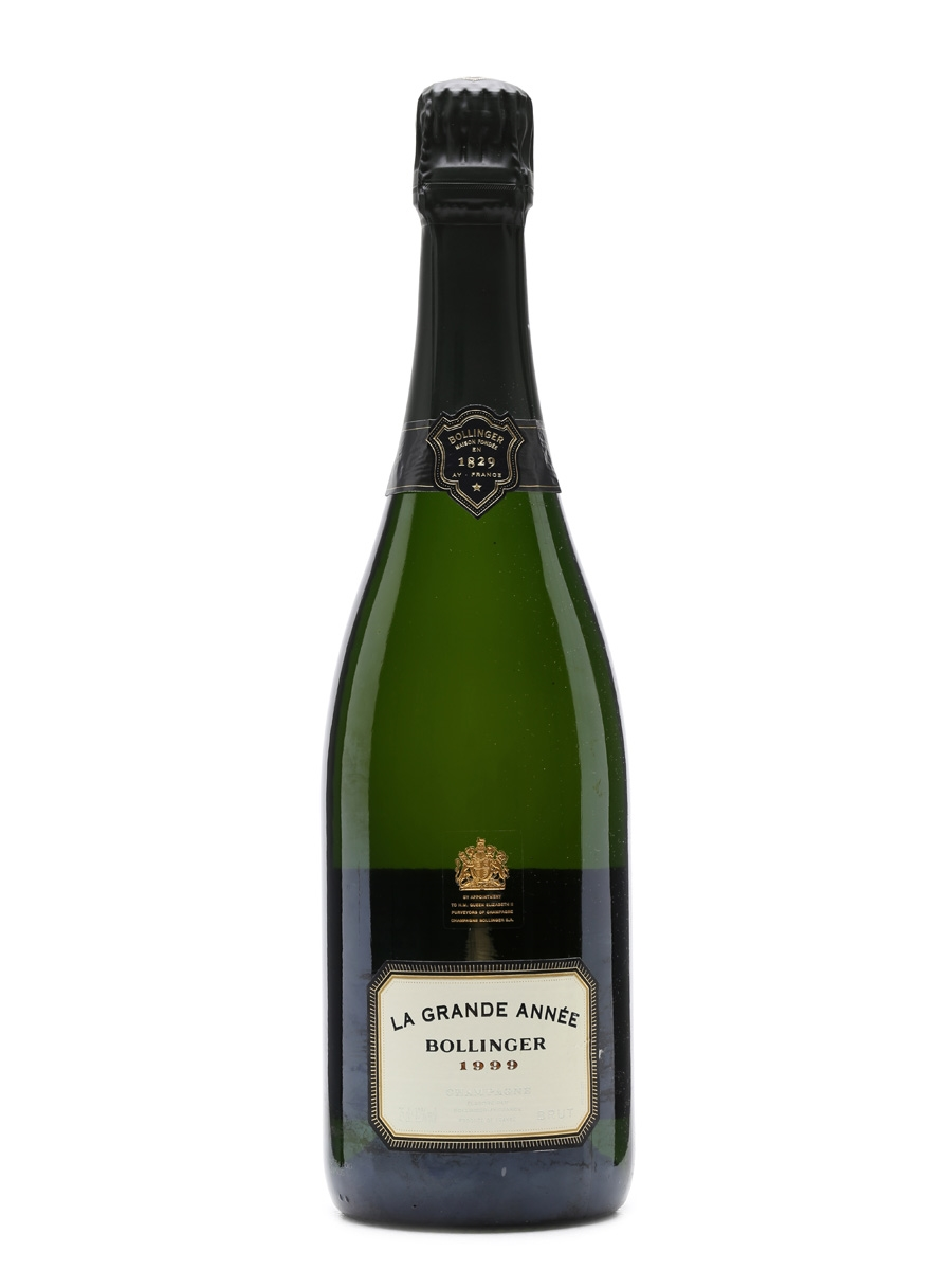 Bollinger 1999 La Grande Année Champagne 75cl / 12%