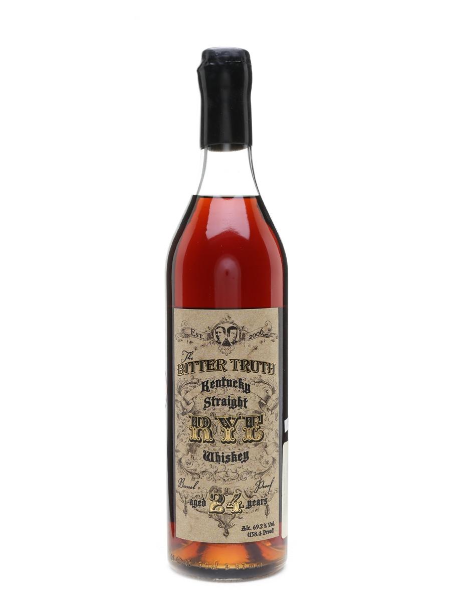 Bitter Truth 24 Year Old Single Barrel Willett Distillery 70cl / 69.2%