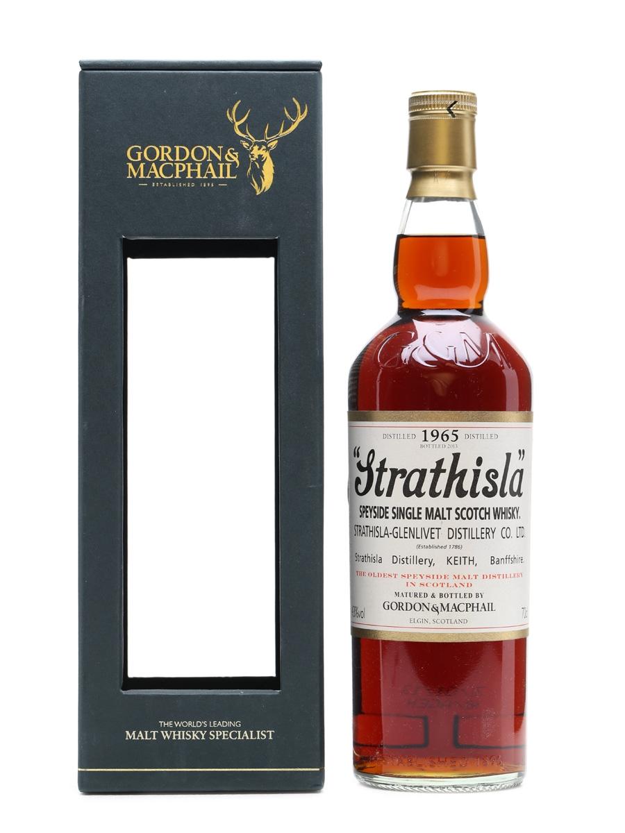Strathisla 1965 Bottled 2013 Gordon & MacPhail 70cl